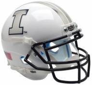 Illinois Fighting Illini Alternate 4 Schutt XP Collectible Full Size Football Helmet