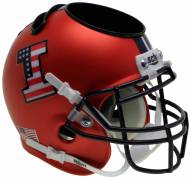 Illinois Fighting Illini Alternate 5 Schutt Football Helmet Desk Caddy