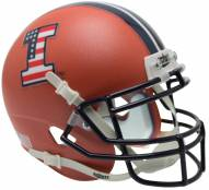 Illinois Fighting Illini Alternate 5 Schutt Mini Football Helmet
