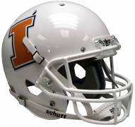 Illinois Fighting Illini Alternate 9 Schutt XP Collectible Full Size Football Helmet