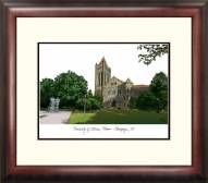 Illinois Fighting Illini Alumnus Framed Lithograph