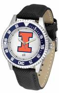 Illinois Fighting Illini Competitor Men's Watch