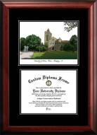 Illinois Fighting Illini Diplomate Diploma Frame