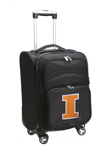 Illinois Fighting Illini Domestic Carry-On Spinner