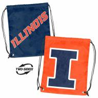 Illinois Fighting Illini Doubleheader Backsack