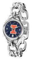 Illinois Fighting Illini Eclipse AnoChrome Women's Watch