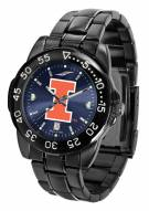 Illinois Fighting Illini Fantom Sport AnoChrome Men's Watch