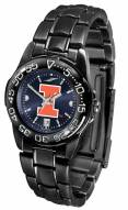 Illinois Fighting Illini Fantom Sport AnoChrome Women's Watch