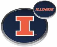 Illinois Fighting Illini Flip Coin