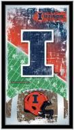 Illinois Fighting Illini Football Mirror