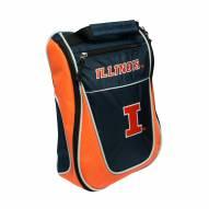 Illinois Fighting Illini Golf Shoe Bag