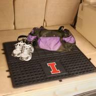 Illinois Fighting Illini Heavy Duty Vinyl Cargo Mat
