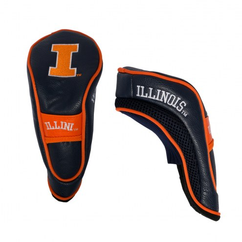 Illinois Fighting Illini Hybrid Golf Head Cover