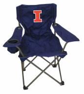 Illinois Fighting Illini Kids Tailgating Chair