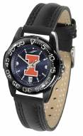 Illinois Fighting Illini Ladies Fantom Bandit AnoChrome Watch