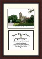 Illinois Fighting Illini Legacy Scholar Diploma Frame