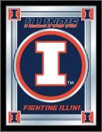 Illinois Fighting Illini Logo Mirror