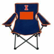Illinois Fighting Illini Monster Mesh Tailgate Chair