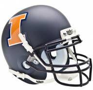 Illinois Fighting Illini Navy Schutt Mini Football Helmet