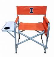 Illinois Fighting Illini Director's Chair