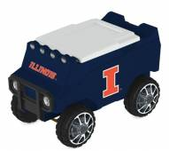 Illinois Fighting Illini Remote Control Rover Cooler