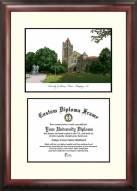 Illinois Fighting Illini Scholar Diploma Frame