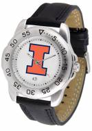 Illinois Fighting Illini Sport Men's Watch