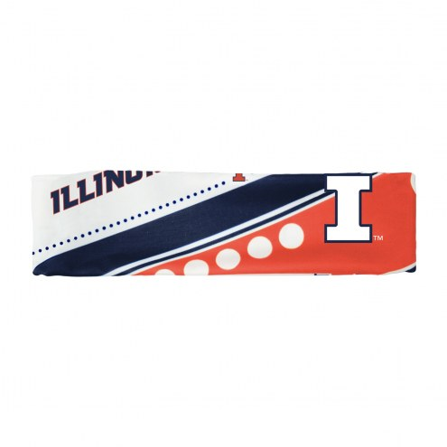 Illinois Fighting Illini Stretch Headband