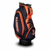Illinois Fighting Illini Victory Golf Cart Bag