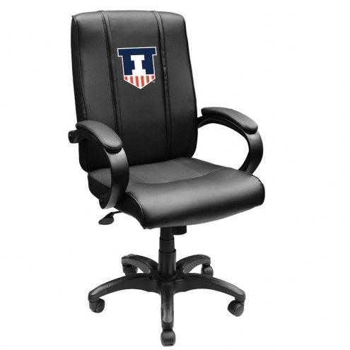 Illinois Fighting Illini XZipit Office Chair 1000
