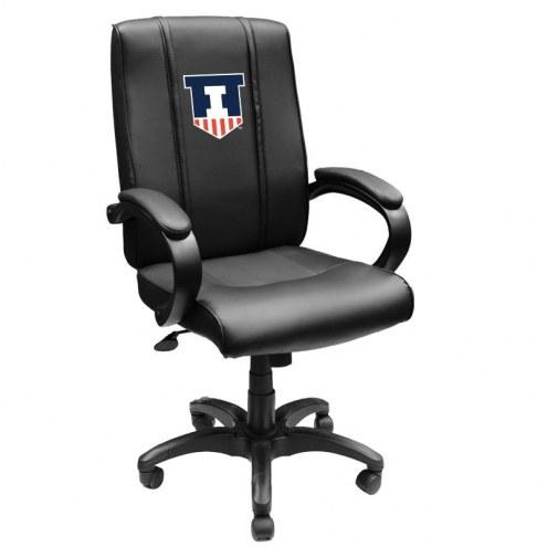 Illinois Fighting Illini XZipit Office Chair 1000