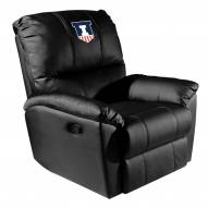 Illinois Fighting Illini XZipit Rocker Recliner