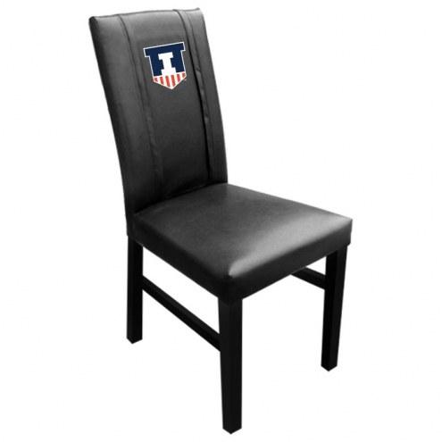Illinois Fighting Illini XZipit Side Chair 2000