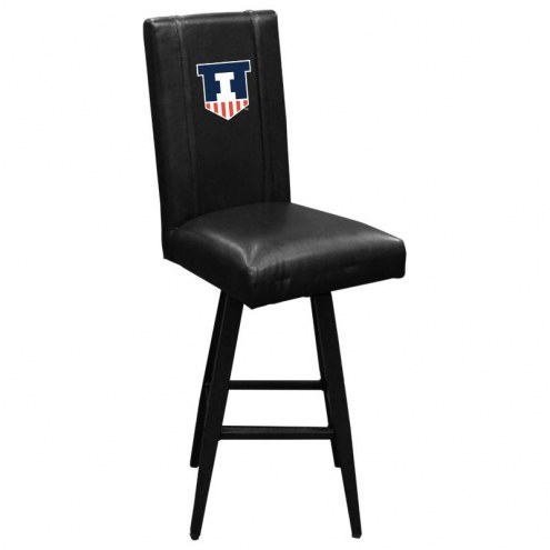 Illinois Fighting Illini XZipit Swivel Bar Stool 2000