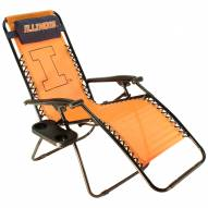 Illinois Fighting Illini Zero Gravity Chair