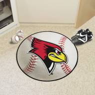 Illinois State Redbirds Baseball Rug