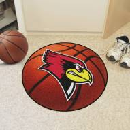 Illinois State Redbirds Basketball Mat