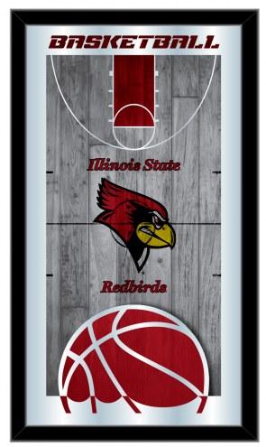 Illinois State Redbirds Basketball Mirror