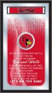 Illinois State Redbirds Fight Song Mirror