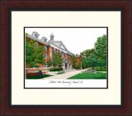Illinois State Redbirds Legacy Alumnus Framed Lithograph