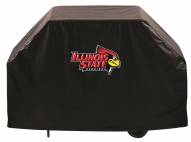 Illinois State Redbirds Logo Grill Cover