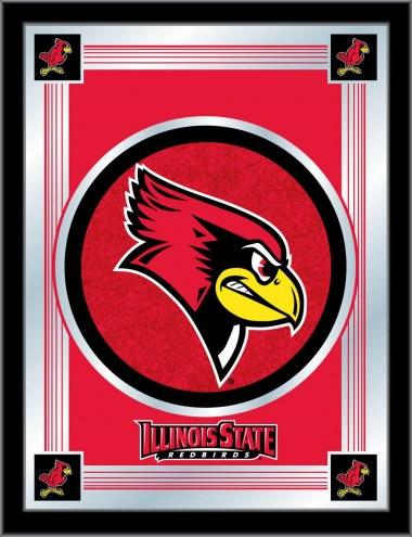 Illinois State Redbirds Logo Mirror