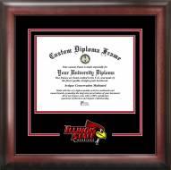 Illinois State Redbirds Spirit Diploma Frame