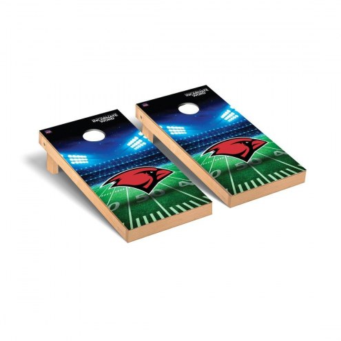 Incarnate Word Cardinals Stadium Cornhole Game Set