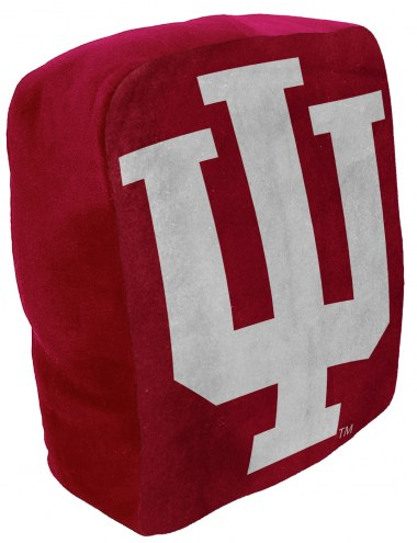 "Indiana Hoosiers 15"" Cloud Pillow"