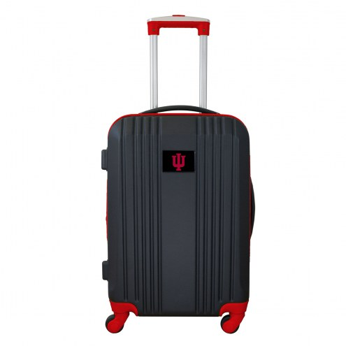 "Indiana Hoosiers 21"" Hardcase Luggage Carry-on Spinner"