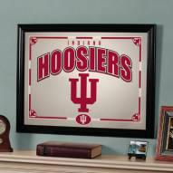 "Indiana Hoosiers 23"" x 18"" Mirror"