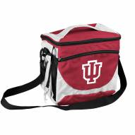 Indiana Hoosiers 24 Can Cooler