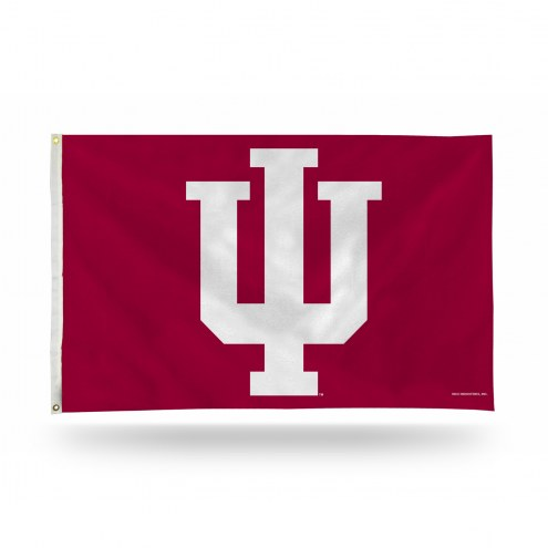 Indiana Hoosiers College 3' x 5' Banner Flag