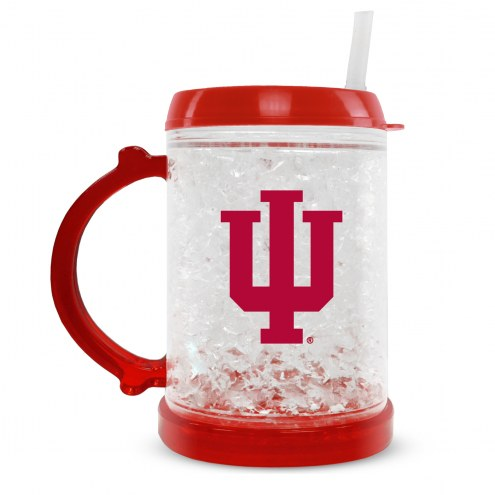 Indiana Hoosiers 8 oz. Junior Crystal Freezer Mug